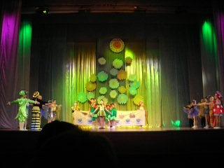 Спектакль детского театра балета Муха-цокотуха