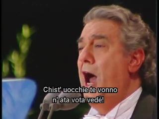 Три тенора - Tu, ca nun chiagne! Концерт в Париже, 1998
