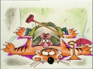 Тук-тук (Константин Бронзит) 1993 г., короткометражный мультфильм