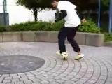 Mounir Zerouali Balldancer- ground-Z