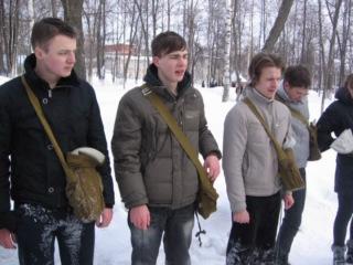 ВГГ. Военно-спортивная игра ЗАРНИЦА 2011