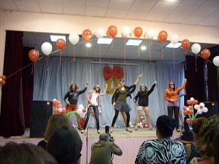 Выпускной девятых классов Наш финальный танец 9А