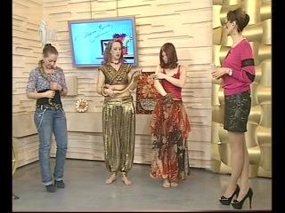 Интервью о преодолении страха змей на канале ТДК