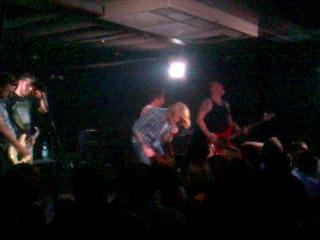 Павел Окунев поёт с группой МСС кавер на DIO - Holy Diver