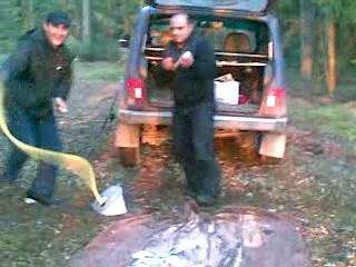 на рыбалке в курской области зажигаем