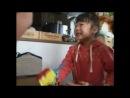 Японская реклама макдональдс со спанч бобом ,Игрушка сатаны. Больная страна.