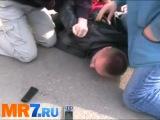 Задержание таможенника в Кингисеппе
