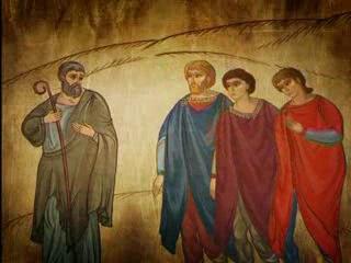 Повесть временных лет - Расселение сыновей Ноя