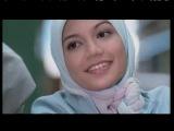 как рекламируют шампунь в мусульманских странах,очень красивая девушка мусульманка  красиво Субханаллах!