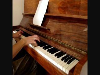 Dj Smash - Я волна (Piano Cover)