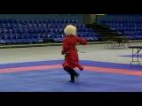 четырех кратная чемпионка мира по кик-боксингу. Нана Кварацхелия - Грузия