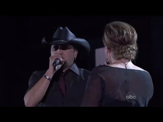 Kelly Clarkson ft. Jason Aldean - Don't You Wanna Stay
