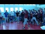 Red Yar Electro  Kirillka. ElectroCity 2011 (crew vs crew) 1/4