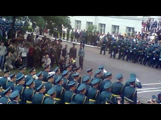 Наш выпуск военной академии связи 18.06.2011.г.Санкт -Петербург