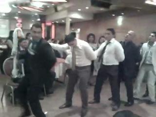 Ассирийский танец перед боем...