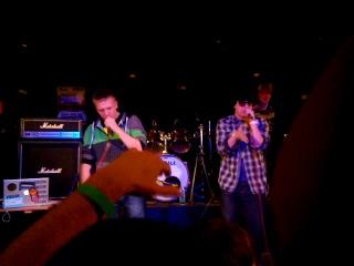 Eric Vice и DJ CrAD 26.02 Tabula Rasa - Москва - Поле для боя (INDABATTLE PROMO)