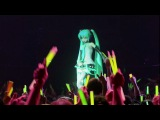 Vocaloid Live Concert [Hatsune Miku - World is Mine]