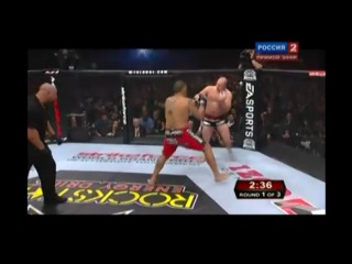 Fedor Emelianenko vs Antonio Bigfoot Silva