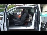 Ford Ranger - тест на вместительность