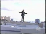 Criss Angel - Flying from building to building (Levitation)