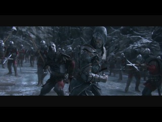 E3 2011: Trailer к игре Assassin's Creed: Revelations (Woodkid-Iron)