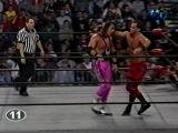 WCW NITRO 04.10.1999 (480p) - Титаны Рестлинга на канале ТНТ / Николай Фоменко
