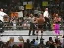 WCW Thunder Goldberg and Bret Hart Vs. Creative Control 9 Декабря 1999