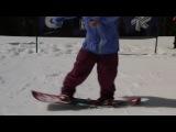 Snowboard Addiction- Buttering part 1 Beginners