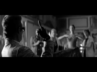 Смелый выбор Jim Beam ( реклама виски с Уиллем Дефо)