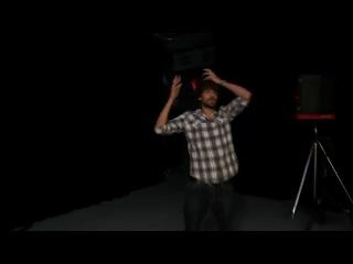 YouTube Amazing Roger Federer trickshot on Gillette ad shoot