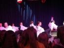 Street art dance school. Work Up.choreo by farout nas