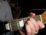 Игра на гитаре. Обучение. Урок первый. Часть 1.1
