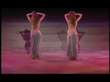 Sadie and Kaya- Belly Dance