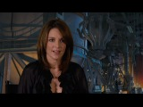 Interview with Tina Fey for Megamind