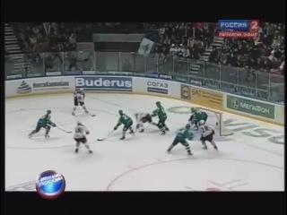 Хоккей России, коментарии к матчу СЮ - Авангард