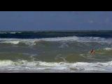 шторм на Азовском море в 9 баллов