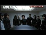Ганц 2 (фильм второй) / Gantz: Part II / Трейлер второго фильма