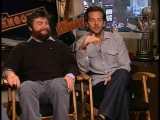 The Hangover Bradley Cooper , Zach Galifianakis & Ed Helms Interview 3