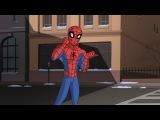 Грандиозный Человек-Паук 2 сезон 7 серия / Новые Приключения Человека-Паука 2 сезон 7 серия / The Spectacular Spider-Man 2x07
