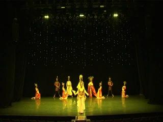 Московский театр Мьюзикхолл - Китай. (муз. и арр. Евгений Абрамов)