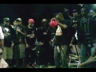 Martyr aka Boy NY Maddness vs Klash aka Stykk Up Kydd