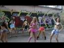 Go-Go - DIANA-DANCEWhite Chiks Run the World girls
