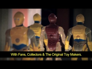 Plastic Galaxy: The Story of Star Wars Toys - Teaser Trailer (Documentary)