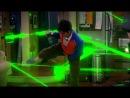 ТБВ: Обед секретного агента с лазерными препятствиями.