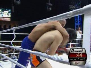 Royce Gracie vs. Kazushi Sakuraba 2