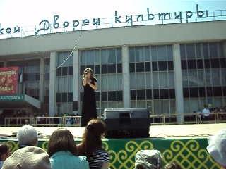 Баллада о матери - Стерлитамак-2011 - День Победы !!!