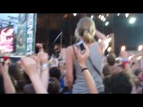 30 Seconds to Mars - Night of the Hunter, Live @ Tuborg Greenfest, St. Petersburg (13.07.2011)