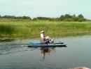 Водные забавы в Новленском Баня, речка, медведи, шашлык