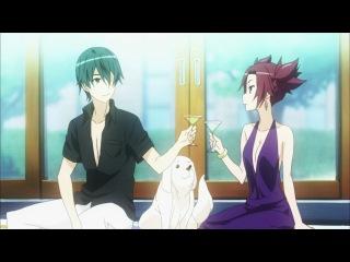 12 серия | Ookami-san to Shichinin no Nakama-tachi / Волчица и семеро друзей | Eladiel & absurd95