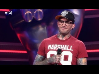 The Voice Of Holland, Use Somebody Ben Saunders